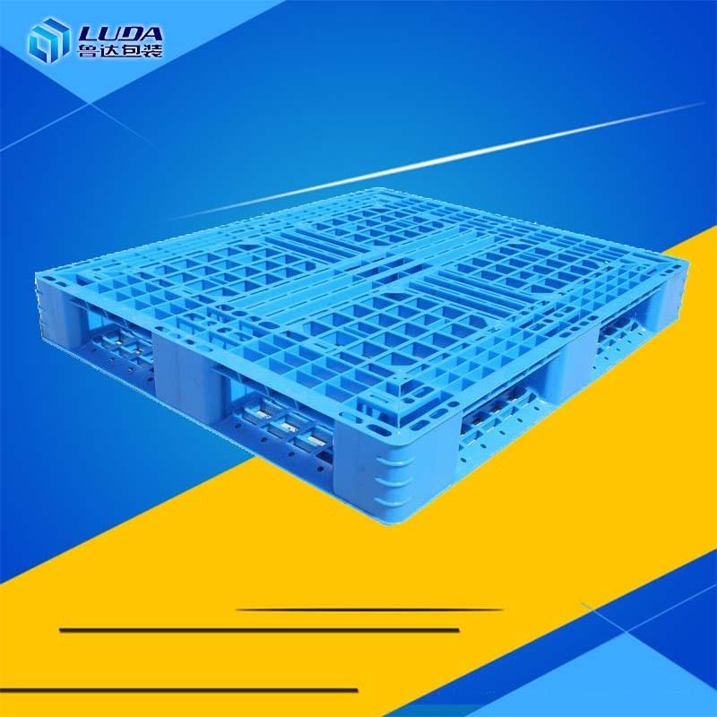 塑料托盘在出口行业中的应用